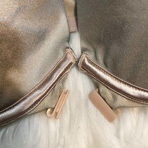 Bali Intimates & Sleepwear - BALI Front Clasp Beige/ Nude Underwire Bra